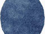 Bath Rug Sets with Elongated Lid Cover Maples Rugs Colorsoft Non Slip Washable & Quick Dry Elongated toilet Seat Lid Cover [made In Usa] Federal Blue