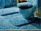 Bath Rugs and toilet Seat Covers Check Out these 10 Fuzzy toilet Covers From the 70s to See