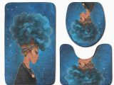 Bath Rugs that Absorb Water African Bathroom Rugs Sets toilet Mats Seat Covers Bath Mats