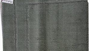 Bath Rugs without Latex Backing Amazon Madison Reflections Olefin Pile Bath Rug