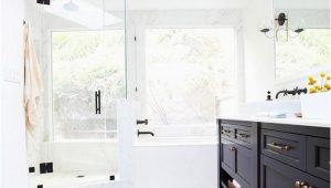 Bathroom area Rug Ideas Ditch the Bath Mat Luxe area Rug Ideas for Your Bathroom