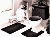 Bathroom Rug Tank Sets 5 Piece Bath Rug Contour Lid Tank Lid Tank Cover Set
