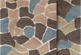 Bathroom Rugs Set Amazon Chesapeake Merchandising Boulder 2 Piece Bath Rug Set 21 by 34 Inch and 24 by 40 Inch Slate