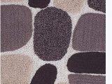 "Bathroom Runner Rug Amazon Pebble Stone Bath Runner Antiskid 24""x60"" soft & Absorbent Bathroom Rugs Non Slip Bath Rug Runner for Kitchen Bathroom Floors Beige Brown"