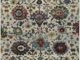 Bazaar Piper Gray 5 Ft X 7 Ft area Rug Amazon oriental Weavers andorra 7129a Indoor area Rug