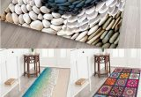 Bed and Bath area Rugs Rosegal 3d Print Floor Rug Antiskid area Rug Home Bath Rug