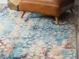 Bed Bath and Beyond area Rugs 4×6 Blue Arte area Rug