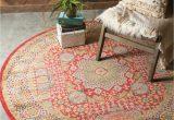Bed Bath and Beyond Round Rugs Red 8 X 8 Mamluk Round Rug Esalerugs Round area Rugs