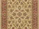 Beige and Rust area Rug Amazon Round oriental Pattern area Rug In Beige and