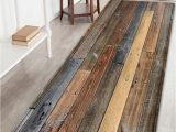 Best area Rugs for Bathrooms Joint Wood Board Pattern Floor area Rug Light Brown W24
