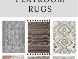 Best area Rugs for toddlers 10 Chic & Affordable Playroom Rugs Lynzy & Co