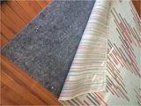 Best Padding for area Rugs the Best area Rug Pads A Review Old House to New Home