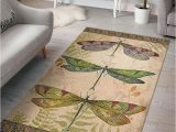 Best Price Large area Rugs the Three Dragonflies area area Rug Ypm0 Big Sale Living