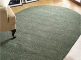 Best Stain Resistant area Rugs Amazon Better Trends Chenille solid Braid Collection is