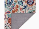 Better Homes and Gardens area Rug 5×7 Better Homes & Gardens Folksy Floral 5 X7 area Rug