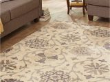 Better Homes and Gardens Gina area Rug Better Homes and Gardens Cream Floral Vine Olefin area Rug