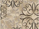 Better Homes and Gardens Iron Fleur area Rug Beige Better Homes and Gardens Iron Fleur area Rug