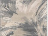 Better Homes Gardens Gray Abstract area Rug Luxe Weavers Howell Collection Abstract Gray 5×7 area Rug