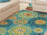 Better Homes Gardens Suzani Indoor area Rug This Rug Makes the Living Room so Bright and Cheery Would