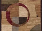 Big Lots 5×7 area Rugs Tayse International Trading 8 X 10 Tan and Red area
