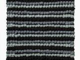 Black Bathroom Rugs Target Chardin Pebble Ball Plush Bath Mat Products