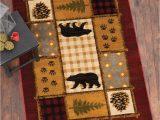 Black forest Decor area Rugs Bear Gulch Rug 8 X 11 Black forest Decor Rugs