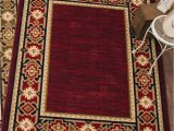 Black forest Decor area Rugs Rancho Rosa Rug 11 Ft Round Black forest Decor area