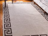 Black Friday area Rugs 2019 Unique Loom athens Geometric Casual area Rug 5 0 X 8 0 Beige Brown