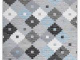 Black Gray Blue area Rug Caledian Quilt Gray Blue Black area Rug