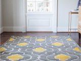 Black Grey and Yellow area Rug Gorgeous Floor Rug Yellow Gray Rug Wayfair Omg Can I