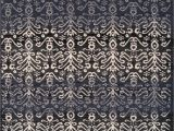 Black Multi Color area Rugs Botticelli Black area Rug