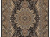 Black Multi Color area Rugs oriental Weavers Masterpiece 5501k Black Multi area Rug