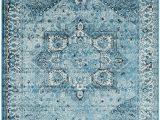 Blue and Aqua Rug Ana Aqua Sky Blue area Rug