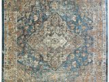 Blue and Brown area Rug Walmart Mayberry Oxford Castle Blue area Rug