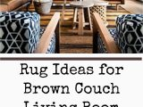 Blue and Brown Living Room Rugs Room Redo Get the Look Midcentury Living Room with Blue