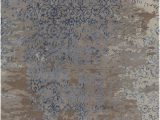 Blue and Brown Living Room Rugs Rupec Collection Hand Tufted area Rug In Grey Blue Brown