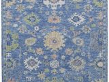 Blue and Coral area Rug Amer Rugs Radiant Rdt 7 area Rugs