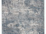 Blue and Gray Abstract Rug Violen Abstract Blue Gray area Rug 53×76 Mathis