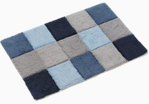 Blue and Gray Bathroom Rugs Shower Curtains and Bath Rugs Bathroom Decoration