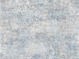 Blue and Gray Shag Rug Dynamic torino 3333 195 Ivory Grey Blue area Rug 136659