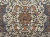 Blue and Rust Rug oriental Weavers Pasha 8022k Blue Rust area Rug