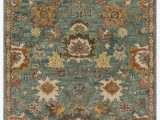 Blue and Rust Rug Un 01 Blue Rust Loloi Rugs