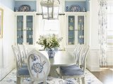 Blue and White Bedroom Rug Blue and White Dining Room Ideas