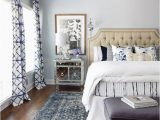 Blue and White Bedroom Rug Fabulous Home tours Beneath My Heart