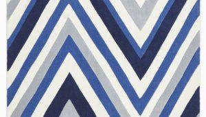 Blue and White Chevron Rug Multi Chevron Rug Navy Blue White Floorsome