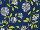 Blue and White Floral Rug Pin by 13trunk by K&j On Pattern In 2020