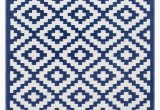 Blue and White Indoor Outdoor Rug Nirvana Blue and White Rug