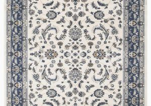 Blue and White Persian Rug Details About Palace Aisha oriental Rug White Blue Traditional Persian Floor Carpet Mat Pile