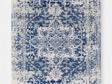 Blue and White Rugs for Sale Prisha Rug White and Blue