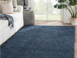 Blue area Rugs for Sale Shop Artemisa Natural solid Blue area Rug 36 X 56